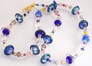 One of a Kind Glass Jewelry -- Shop Here On-Line
